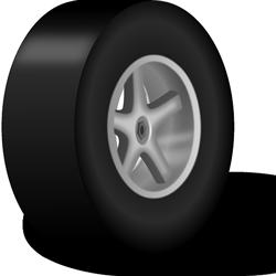 bad tyre